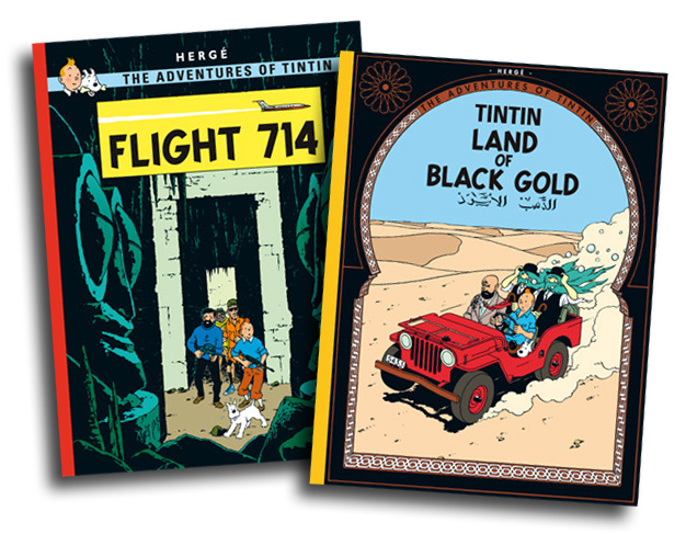 Tintin_covers